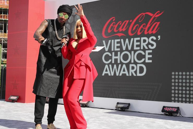 2017 BET Awards - Pre-Show - Live! Red! Ready!