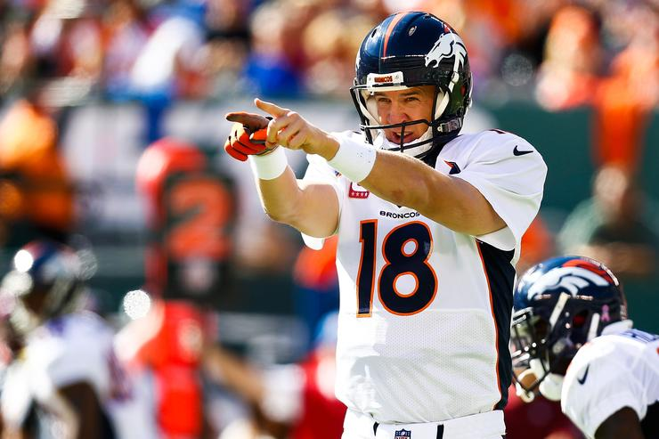 Woman gives first TV interview about alleged assault by Peyton Manning