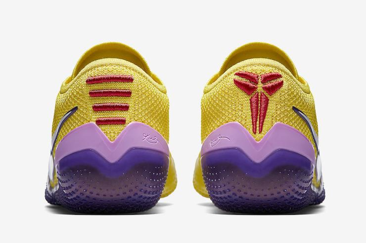 358fa178bcb Nike Kobe AD NXT 360 Releasing In Lakers-Inspired Colorway