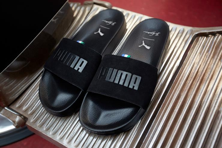 Puma x Big Sean slides