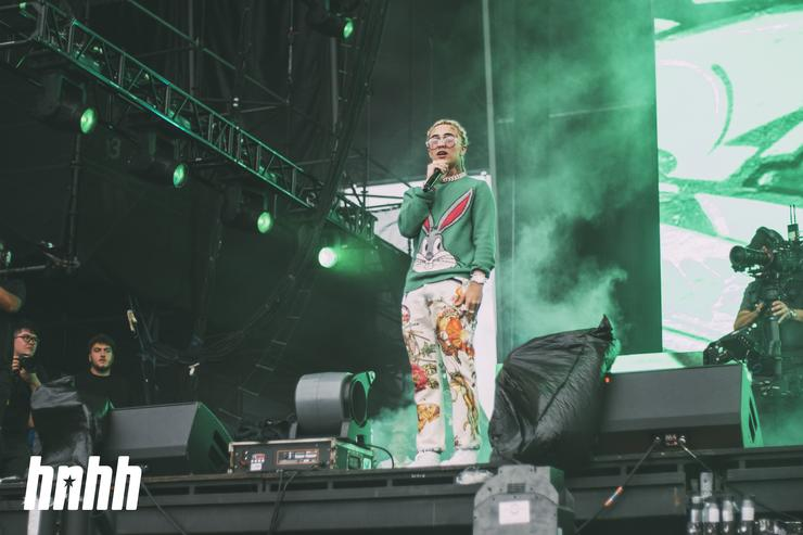 Lil Pump at Rolling Loud 2018