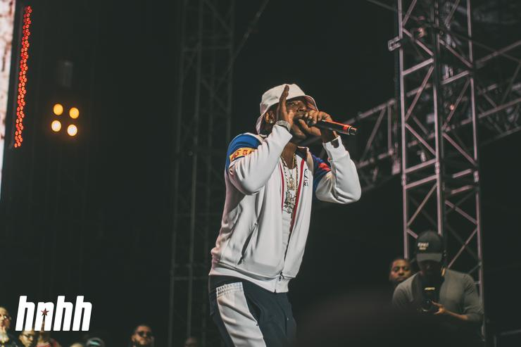 Cam'ron at Rolling Loud 2018