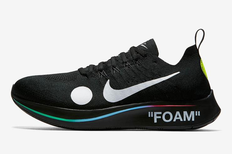 Off-White x Nike Zoom Fly Mercurial