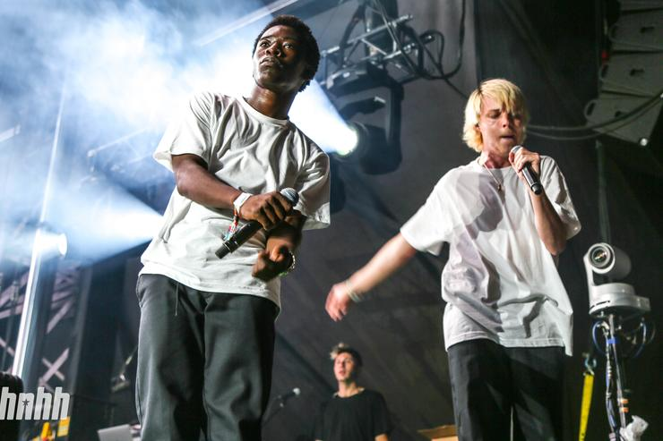 BROCKHAMPTON at Osheaga 2018