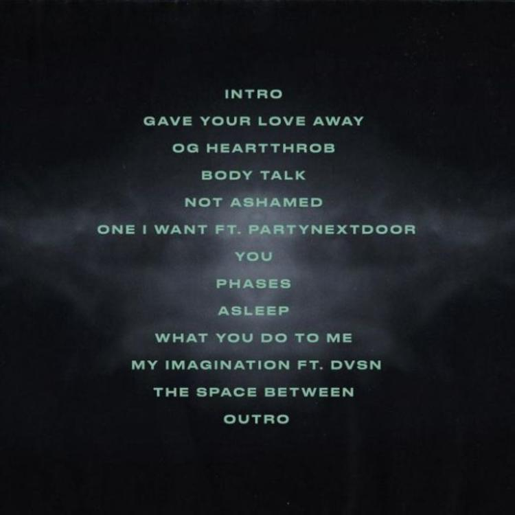 majid jordan the space between album mp3 free download