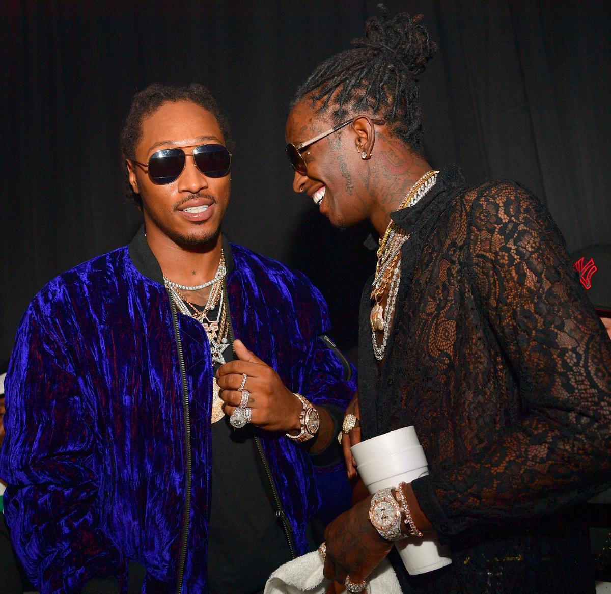 Future & Young Thug - Super Slimey Album Download
