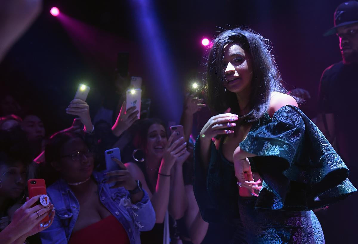 Cardi B Signs Her First Movie Deal